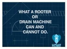 What A Rooter Can and Cannot Do